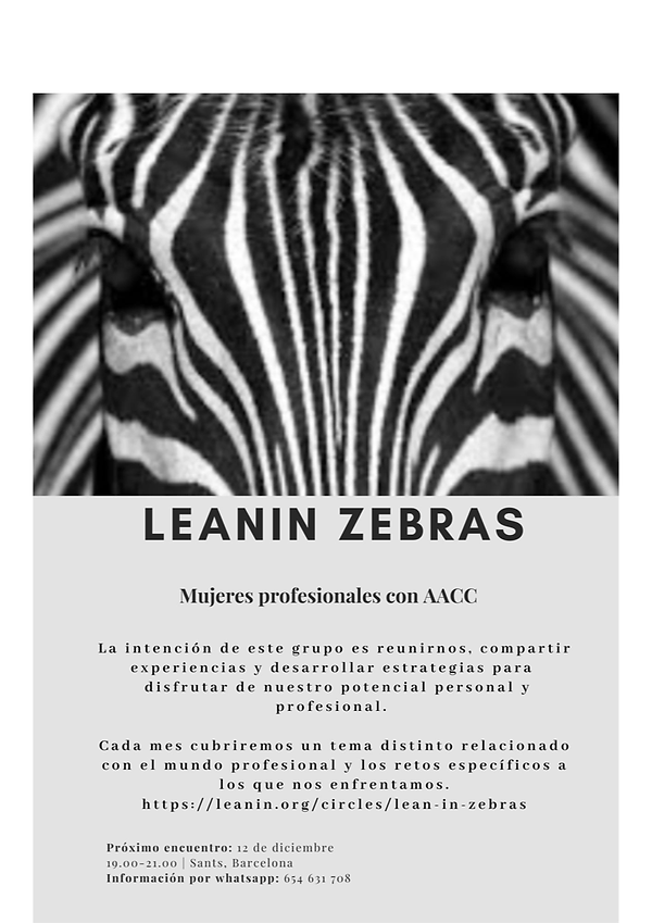 Lean in Zebras Desembre.png