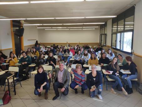 Jornada Formativa en la Facultat d'Educació - UB Campus Mundet