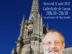 Veillée de prière pour le P. Olivier Maire