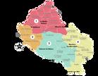 Nouvelles paroisses, proposition 1