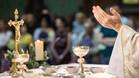 Messe du secours catholique sur internet