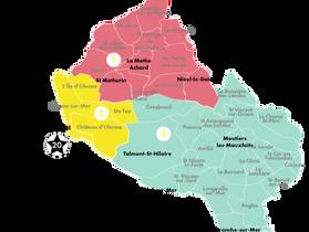 Nouvelles paroisses, proposition 2
