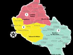 Nouvelles paroisses, proposition 3