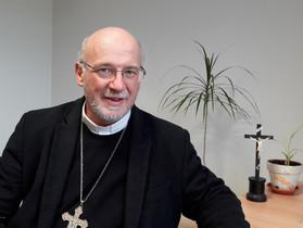 Nouvel évêque pour notre diocèse