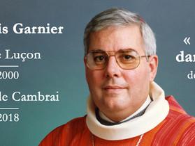 Décès de Mgr François Garnier