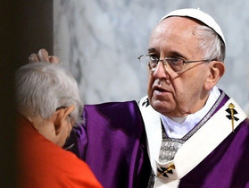 Message du pape pour le carême
