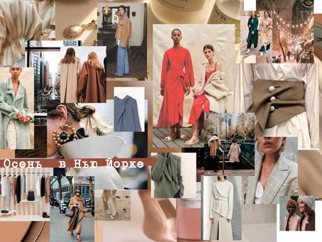 Зимняя коллекция для бренда Mary Blank.