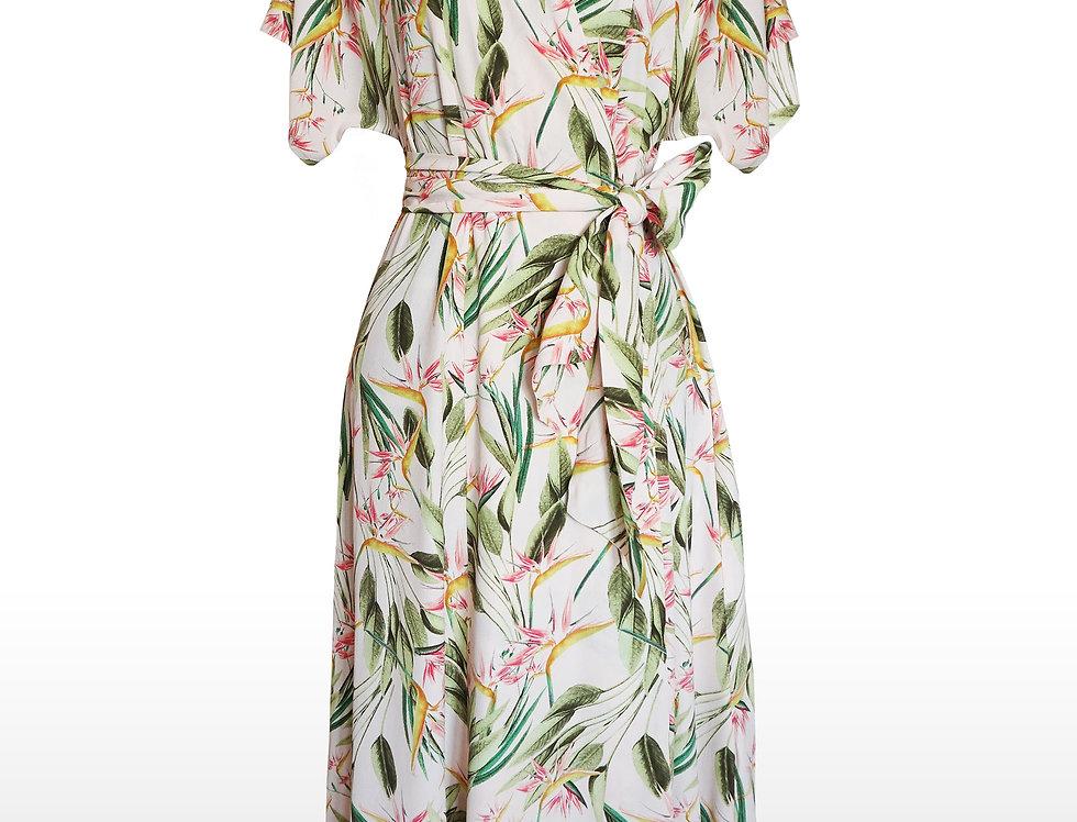 Платье-кимоно