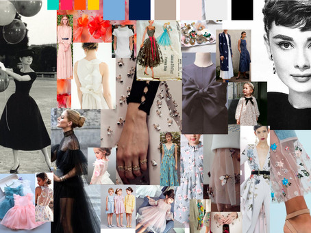 Летняя коллекция для бренда Mary Blank.