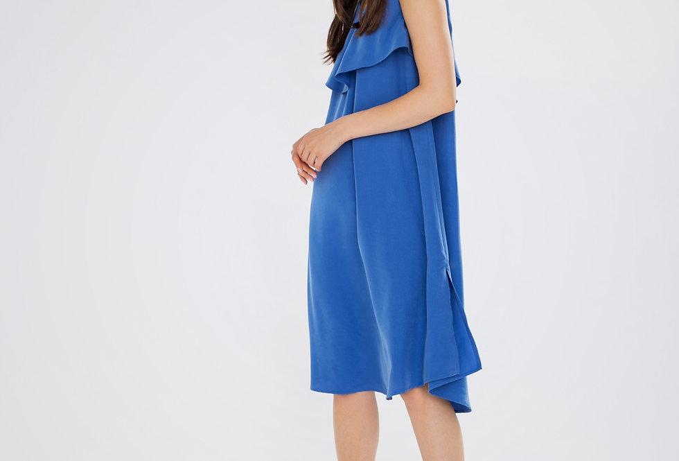 Платье-сарафан с завязками