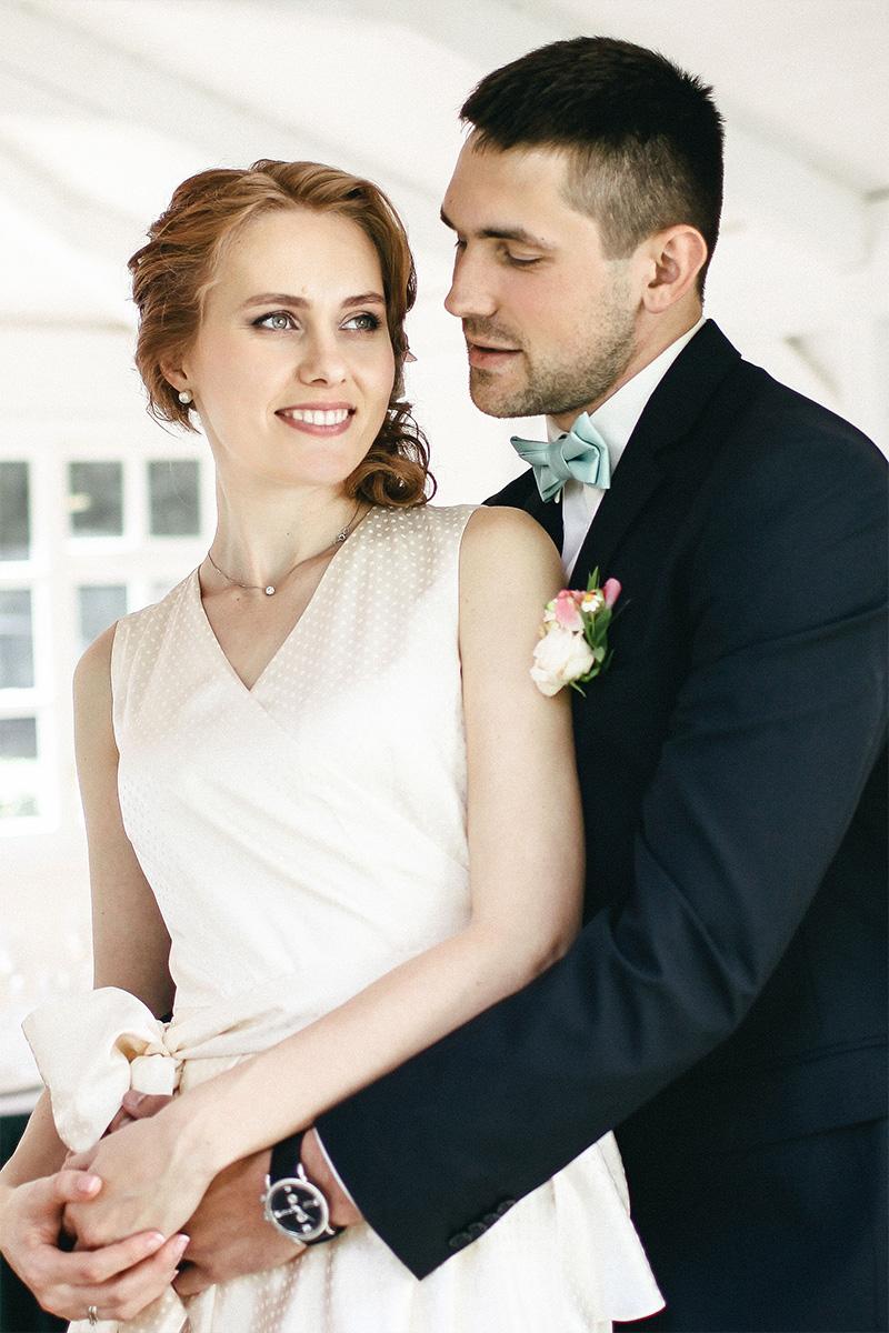 как сама невеста