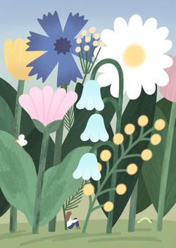 открытка весна 2021 наташа югай