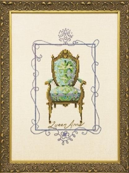 Queen Anne Sitting Pretty Collection| Nora Corbett Designs