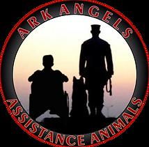 ARK Angels Assistance Animals Logo.png