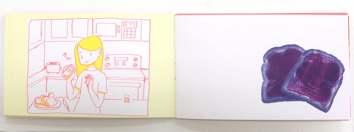 2 Mini Comics Interior Page