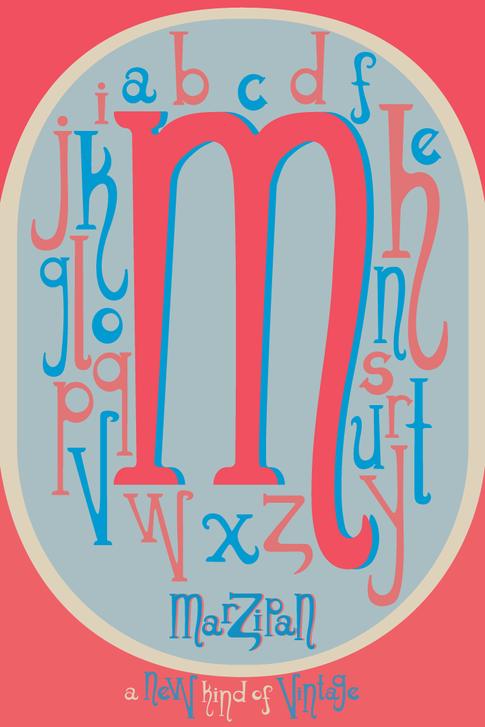 Marzipan (Typeface)