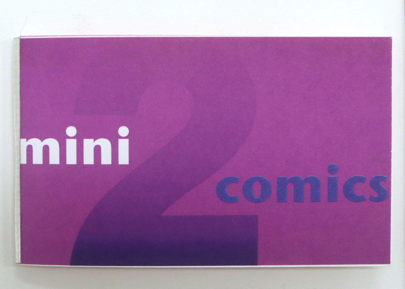 2 Mini Comics Cover