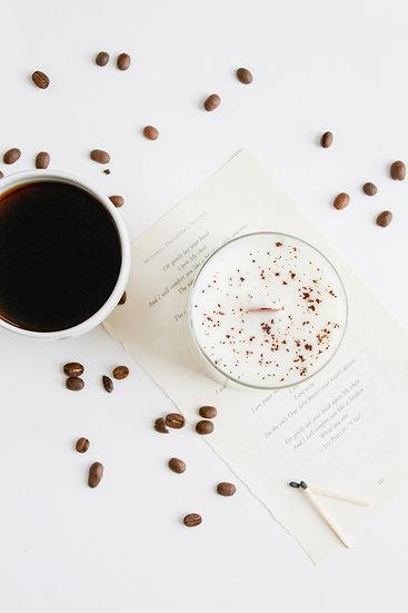 Coffee House Candle (10oz jar)