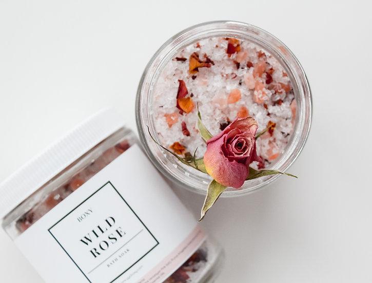 Wild Rose Bath Soak