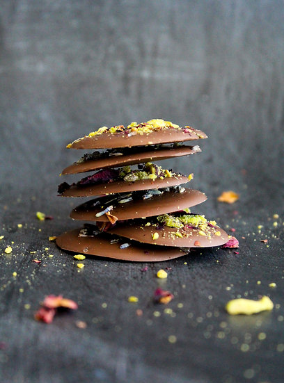 Artisan Chocolate Medallions