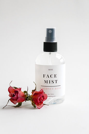 Hydrating Face Mist (Rose)