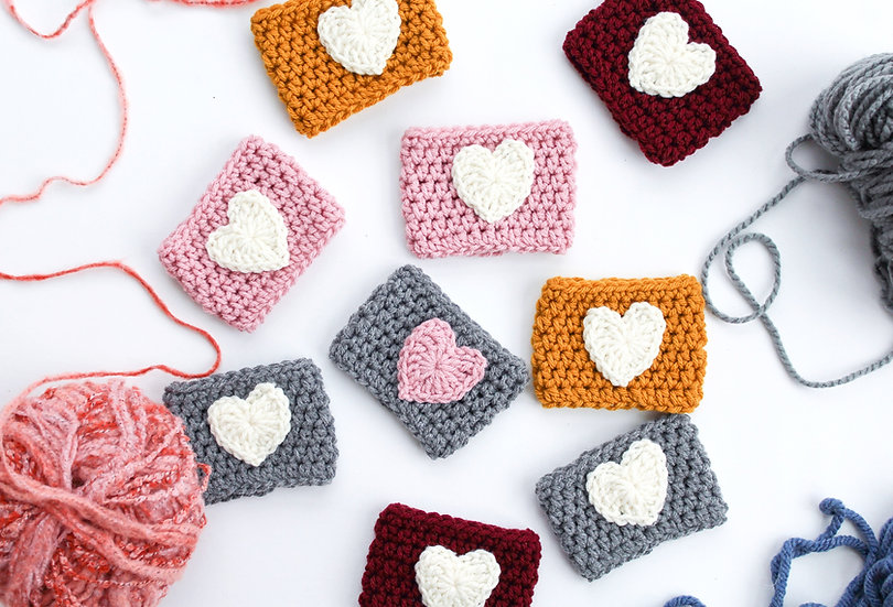 Crochet Coffee Cozy (Coffee Sleeve)