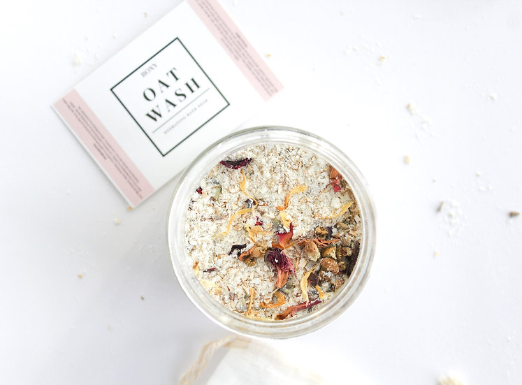 Oat Wash - Bath Soak (Best Seller)