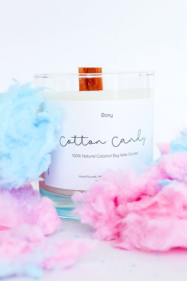 Cotton Candy (10oz jar candle)