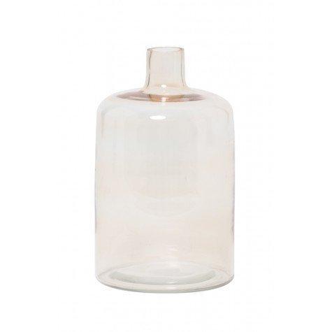 Vase rose clair diamètre
