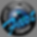 Fast Company Logo Blue - Gray Background