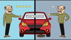 Fixed Ops - Providing the Right Customer Experience