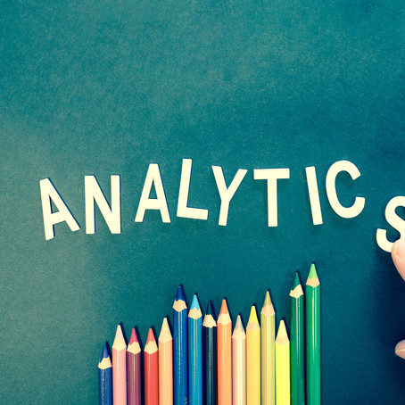 Analytics - The mortar of your campaign