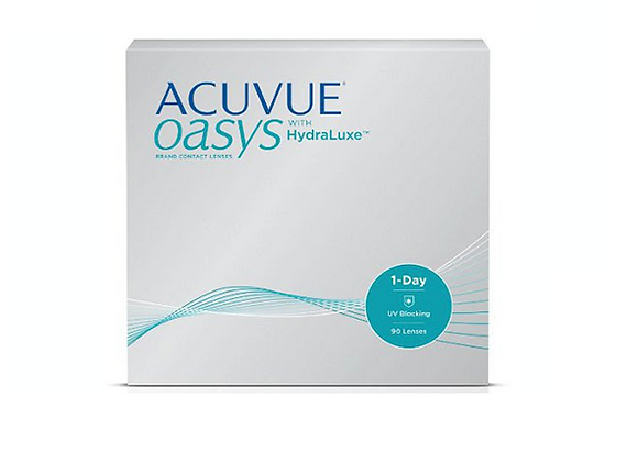1-Day Acuvue Oasys 8.5/9.0