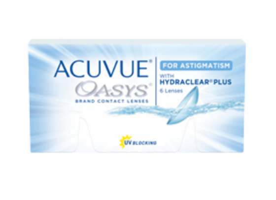 Acuvue Oasys For Astigmatism 8.6