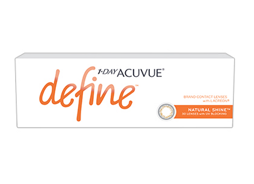 1-Day Acuvue Define 8.5