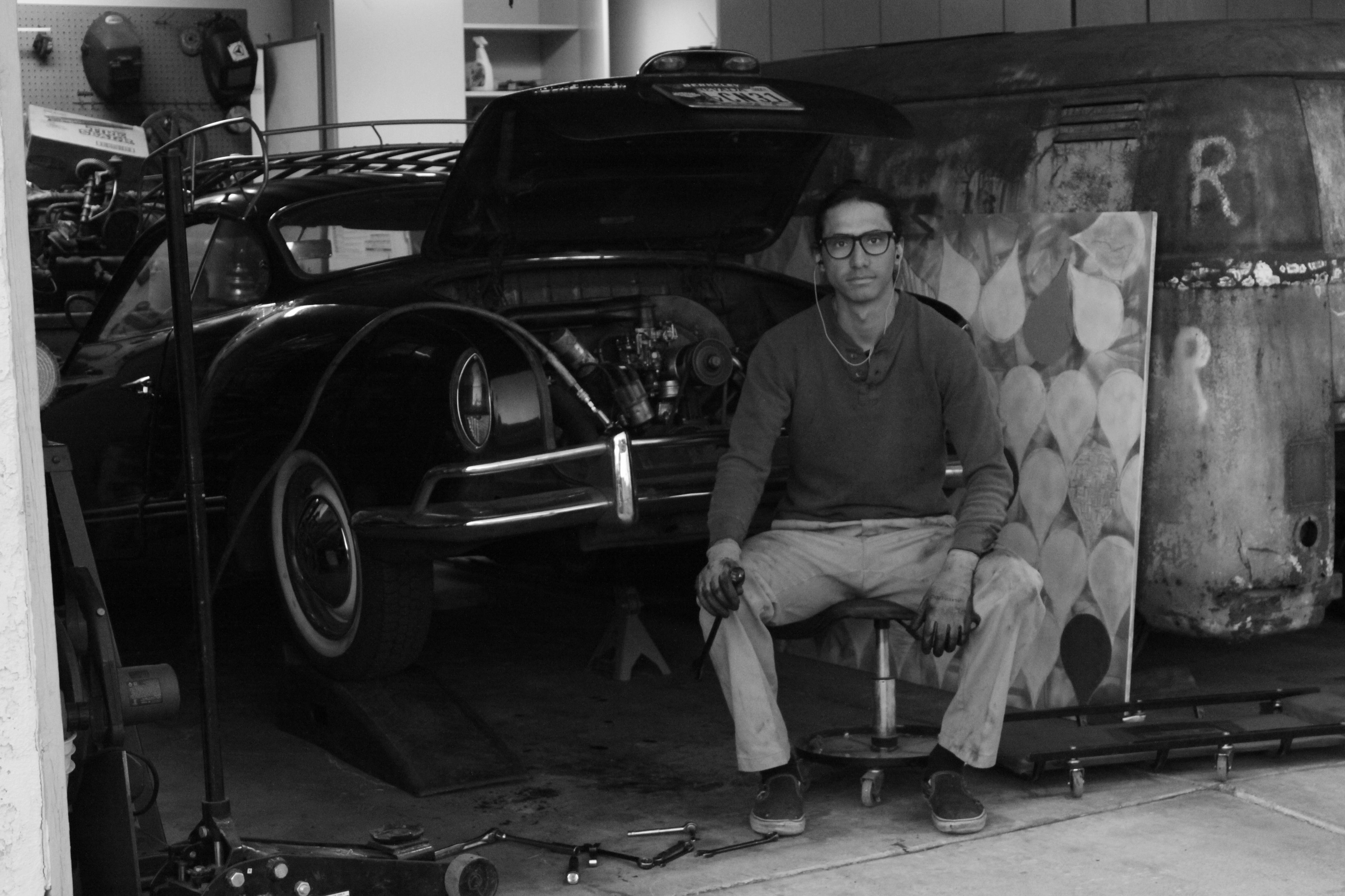 1962 VW Karman Ghia