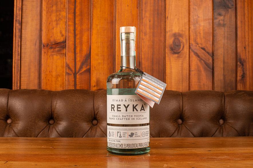Reyka vodka c