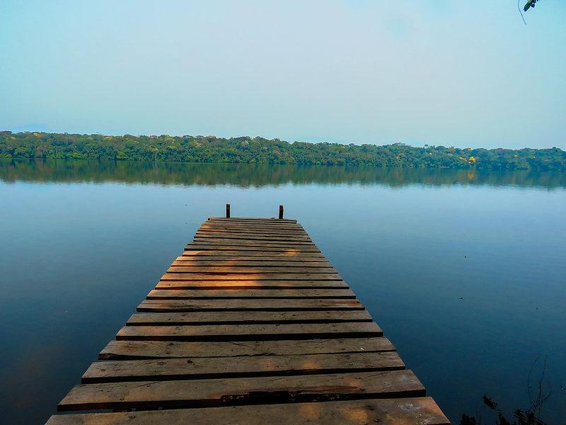 Santa Rosa lagoon Mashi Refuge Yuruma Journeys Madidi National Park