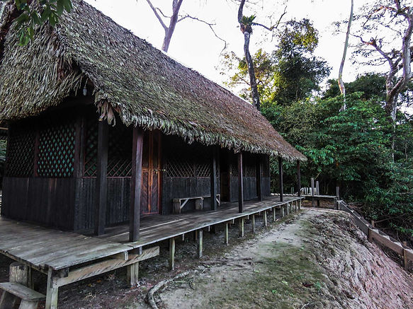 Tour location in Pampas, ecolodge in Pampas
