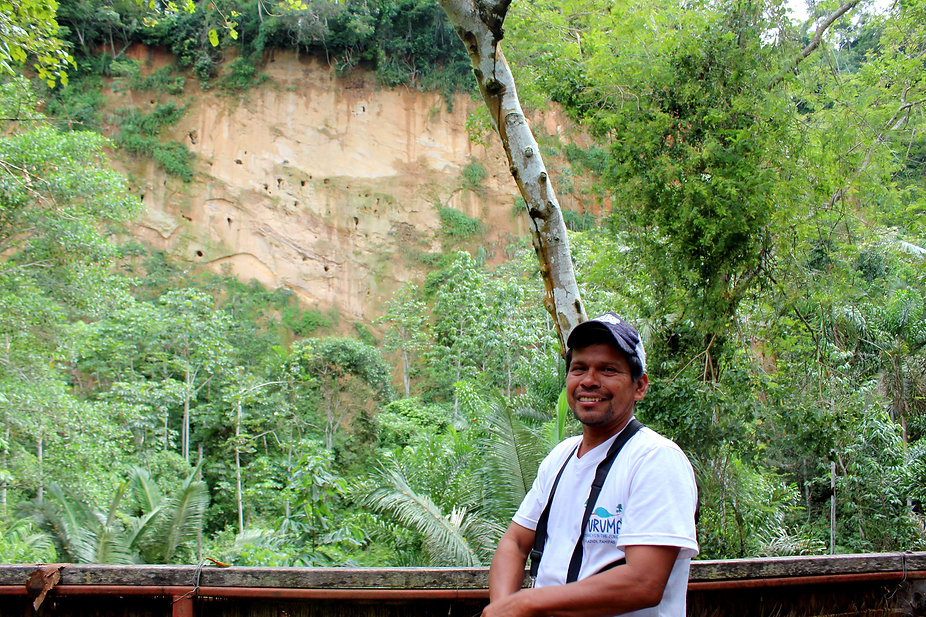 Sandro Valdez is our most awarded tour guide specialized in birding expeditions