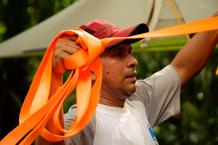 Elio Valdez is our manager of operations at Yuruma Journeys