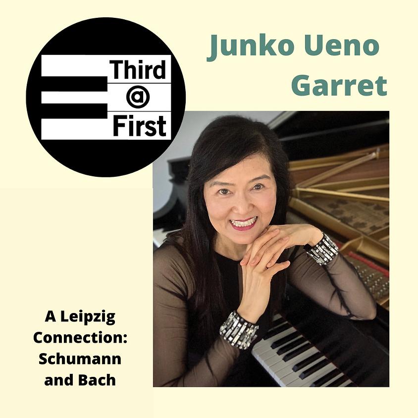 Third@First: Junko Ueno Garrett, Pianist