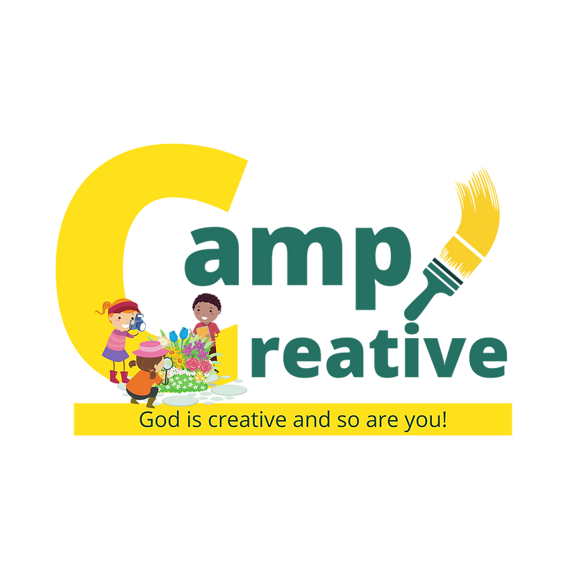 VBS: Camp Creative! July 19-23 (& 25)