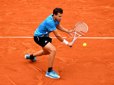THIEM SLIDES BACK TO CLAY FOR TWO WEEKS BEFORE HEADING TO HARD COURTS