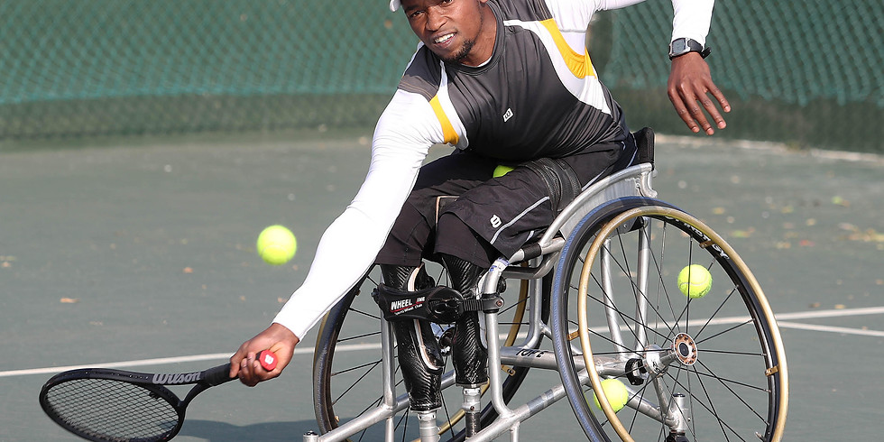 Men's Wheelchair Singles Main Draw