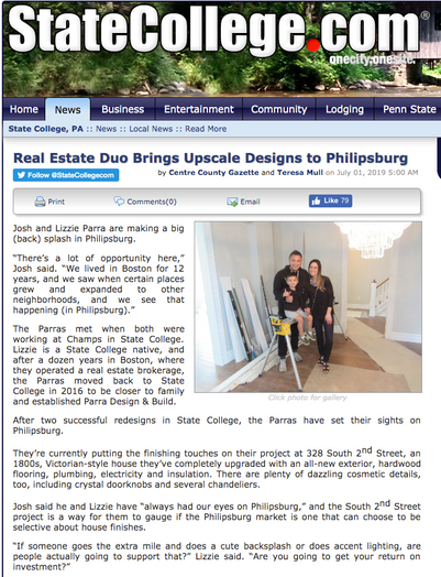 State College Real Estate Duo