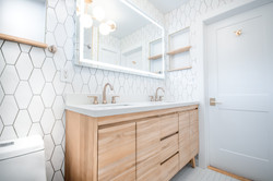 State College Luxury Bathroom