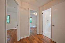 Taylor Hallway Rooms View