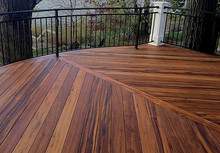 Decking - Tigerwood