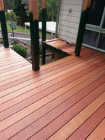 Decking - Merbau